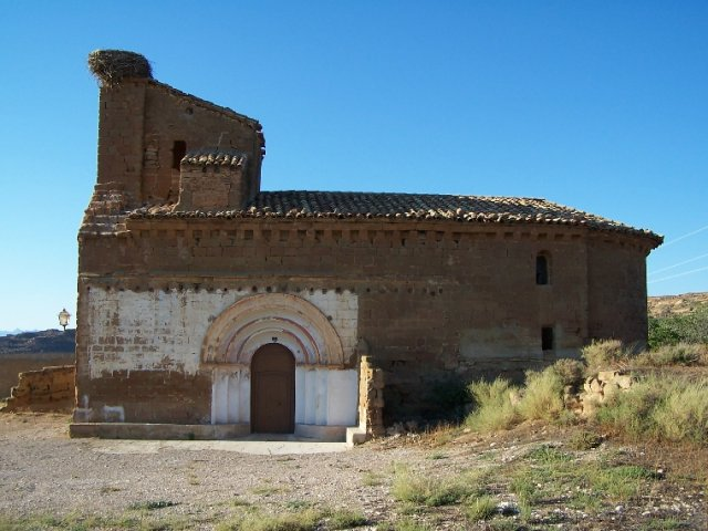 Iglesia de San Nicolas de Bari (Fraella)