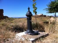 Fuente del cementerio